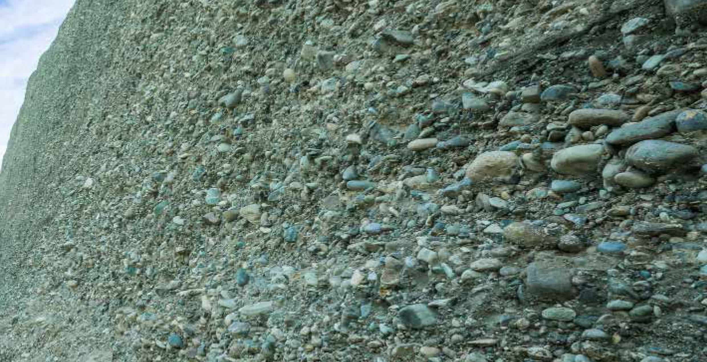 سنگدانه معدنی