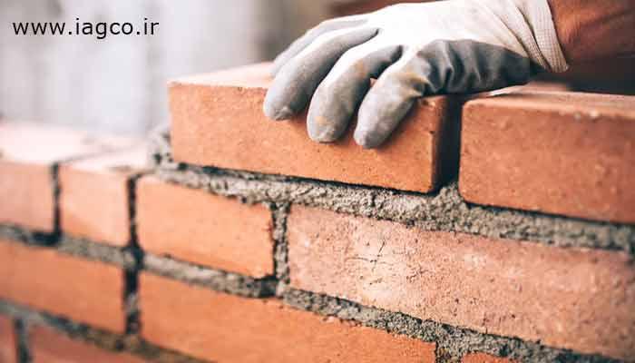 انواع مصالح ساختمانی و کاربردهای آن ها