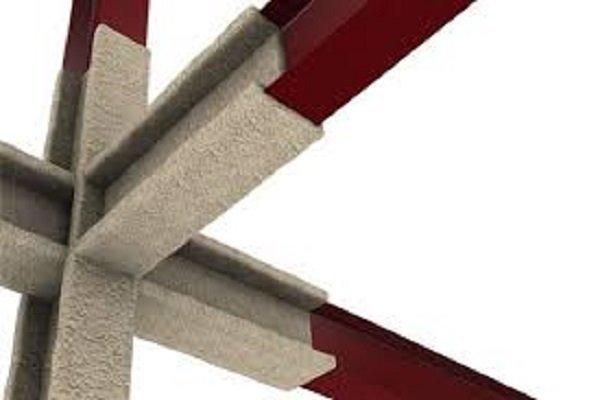 پوشش ضد حریق سازه فولادی
