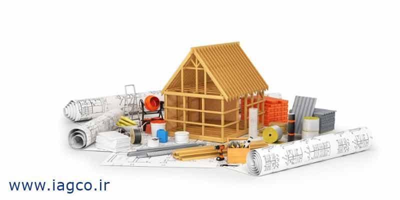 خواص عمومی مصالح ساختمانی