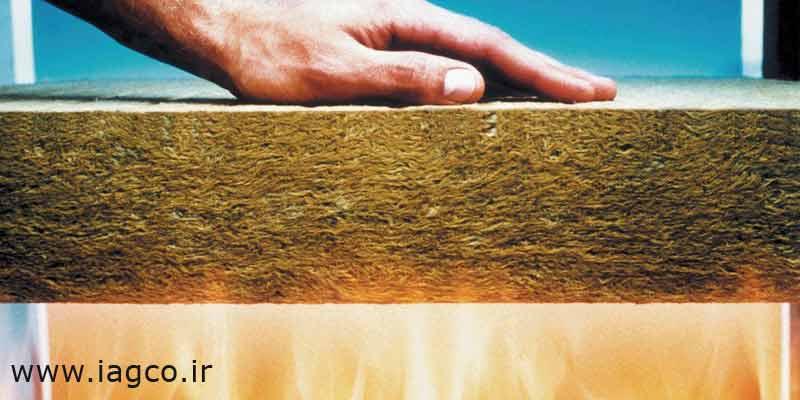 پوشش ضد حریق سازه فلزی