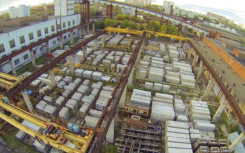 انبار مصالح ساختمانی در تهران