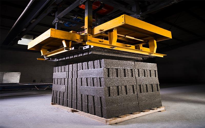 انبار مصالح ساختمانی