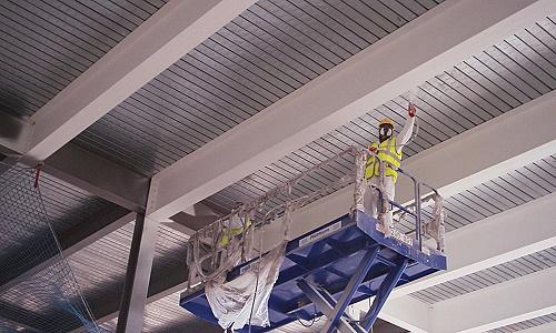 استفاده از ماده مقاوم و ضد حریق در مصالح ساختمانی